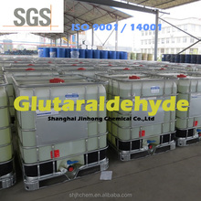 China largest Manufacturer Factory Price Glutaraldehyde 2% 25% 50% CAS111-30-8