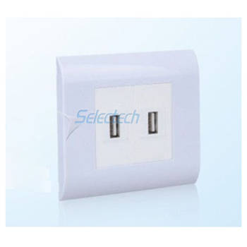 A type usb socket female 8081044+2*8081100+2*USB-08