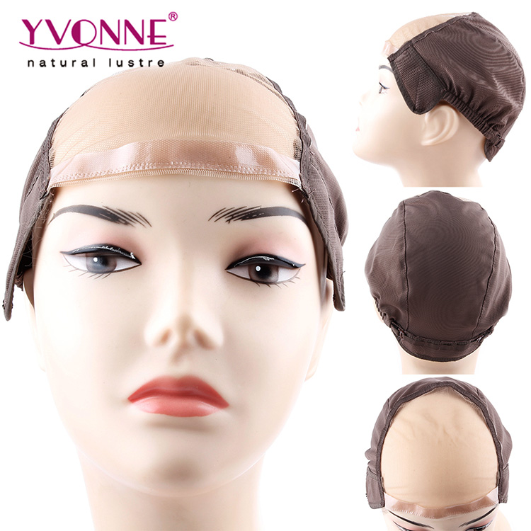 Yvonne Full Silk Wig Caps For Making Wigs