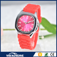 watch top brand hongkong,lady jelly color vogue watch