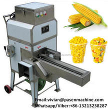 Sweet Corn Processing of Fresh Sweet Corn Cutter/Sweet Corn Cutting Machine