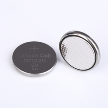 CR Series wholesale stocking button cell coin battery Cr1220