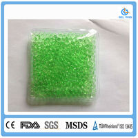 Nylon&PVC reusable gel bead hot and cold pack