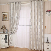 BIAOMA high grade wholesale polyester woven Curtains in Lahore Pakistan