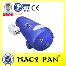 Portable Hyperbaric Oxygen Capsules Green World Health Products For Oxygen Therapy