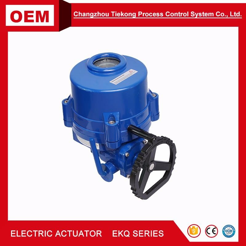 Brand new factory directly engines electrical actuator 24v with low price