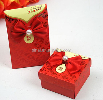 Buy Wedding Gift Box : Box / Wedding Candy BoxBuy Wedding Candy Box,Wedding Favor Gift Box ...