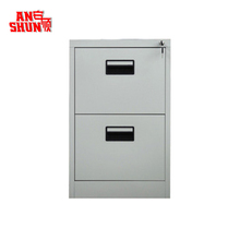 FAS-001-2D Asian hot sale A3 File Storage 2 Drawer Cheap Metal Pedestal filing Cabinet