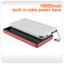 high tech gift quick charge 2.0 power bank 1000ma