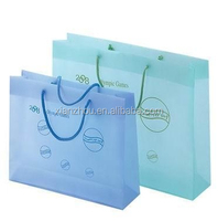 customized printing plastic shopping bags ddesign your own wholesale/machine made shopping plastic