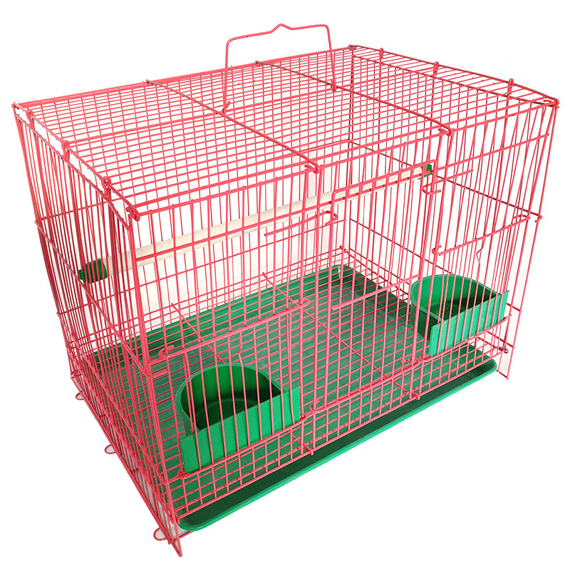 cheap collapsible california fancy bird carrying flight cage