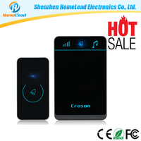 2016 China Wholesaler Novelty Touchbutton Doorbell with 3 levels Volume