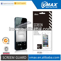 Hd-Clear/Crystal Clear/Matte/Anti-Glare screen protector for iPod/iphone/zune/zen oem/odm