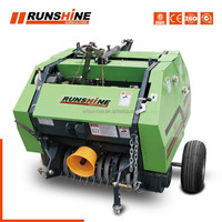 With CE certification new condition cocopeat machine rag baler machine