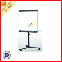 70*100 Flip Chart Free Standing Rotating whiteboard Easels