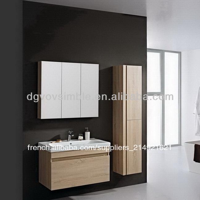hot vente mode haut de gamme contreplaqu meubles salle de