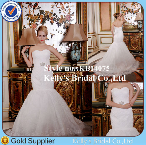 Fishtail Wedding Dresses 2015 Wholesale, Dresses Suppliers - Alibaba