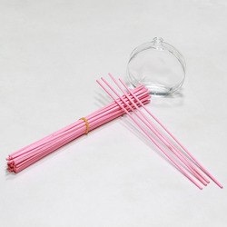 color reed air wick diffuser with rattan sticks home air freshener dispense
