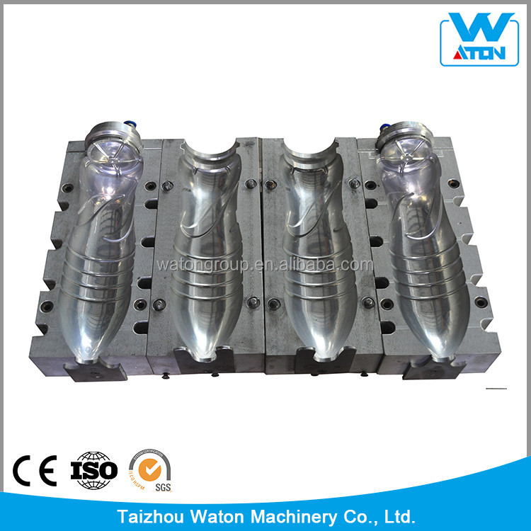 New Products On China Market PET Water Bottle Mould Design