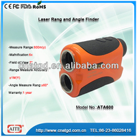 6*24 600m China Laser Angle Finder with accurate measurement