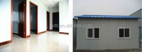 Structural steel Prefabricated House Temporary Office design