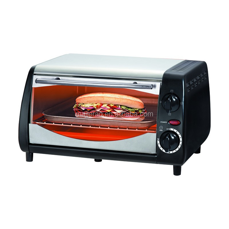 10L Hot sale Electric Toaster Oven Small Bread Baking Oven