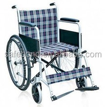 Cheap Price Economic lightweight Manual hospital handicapped Aluminum Wheelchair for disable people