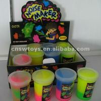 Multi Color Mold Made Oil Slime