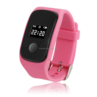 S22 GPS Tracking Location Remote Monitoring Smart Wrist Watch Personal GPS Tracking Watch