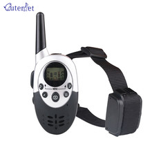 Hot Selling Remote 1100 Yards Shock Collar For Humans