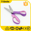 9.3 Inches Handled Professional Stainless Steel Serrated Dressmaking Sewing Craft Scissors
