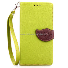 2017 Newest arrival multifunction PU+TPU wallet phone accessories mobile case for LG G4