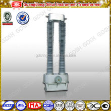 Gas SF6 Insulation Single Phase 110kV Inductive High Voltage Transformers