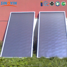 high temperature flat plate solar water heater thermal panel, gotten paten in China, international certificates