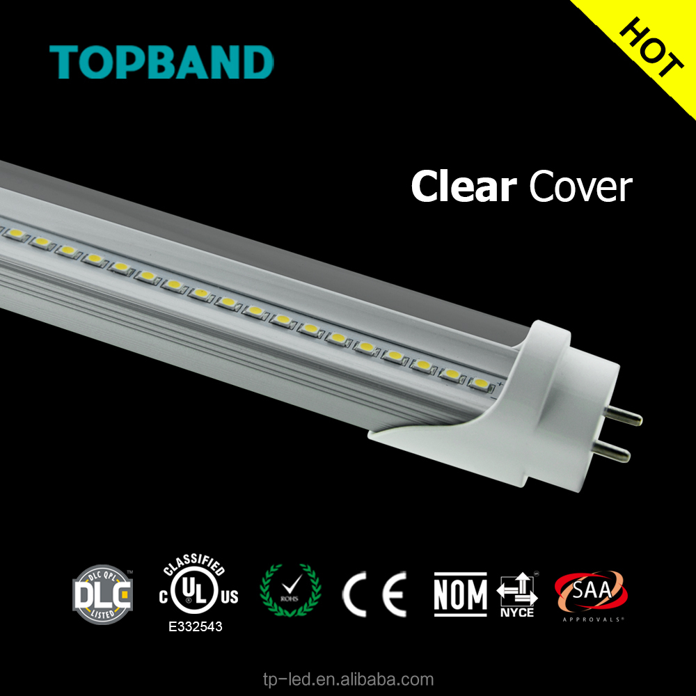 2ft 3ft 4ft 5ft LED T8 Tube CE/ROHS/UL/DLC/SAA/C-Tick/NOM/Inmetro/full certificate indoor lighting 9W 15W 18W 23W