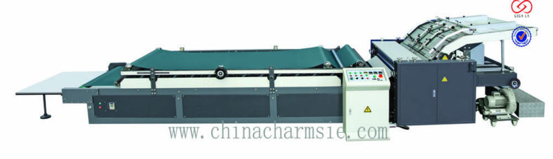 GIGA LX Fully Automatic lamanation semi automatic carton strapping machine