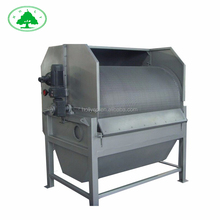 Rotary drum filter for fish farming system
