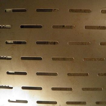 Galvanized Perforated Metal Angle Material
