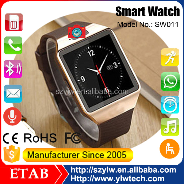 Factory wholesale smart watch DZ09 GT08 U8 <strong>A1</strong> bluetooth smart watch