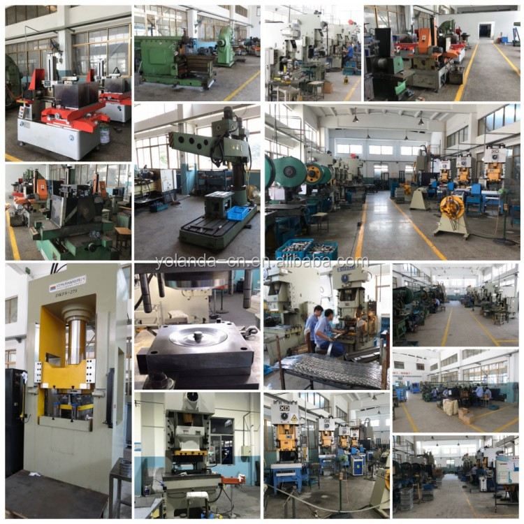 Factory Provide Custom Large Size Steel Parts Precision Stamping Welding And Painting Fabrication Services