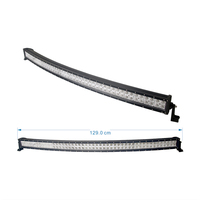 YC032 high quality LED work light 288W C ree Chip Super Bright Off Road Curve Car LED Light Bar