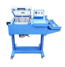 Books packaging wrapping machine shrink and sealer package machine for sale