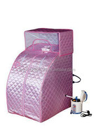 Body + Hair Steam Sauna