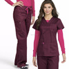 Polycotton Clinic Nursing Uniform Women Hospital