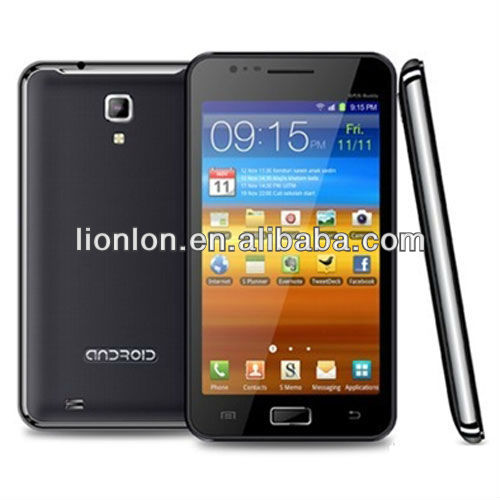 5 Inch MTK6575 N8000 Android 4.0 TV Mobile