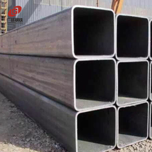 Mild steel black iron weight ms square tube 38mm pipe size