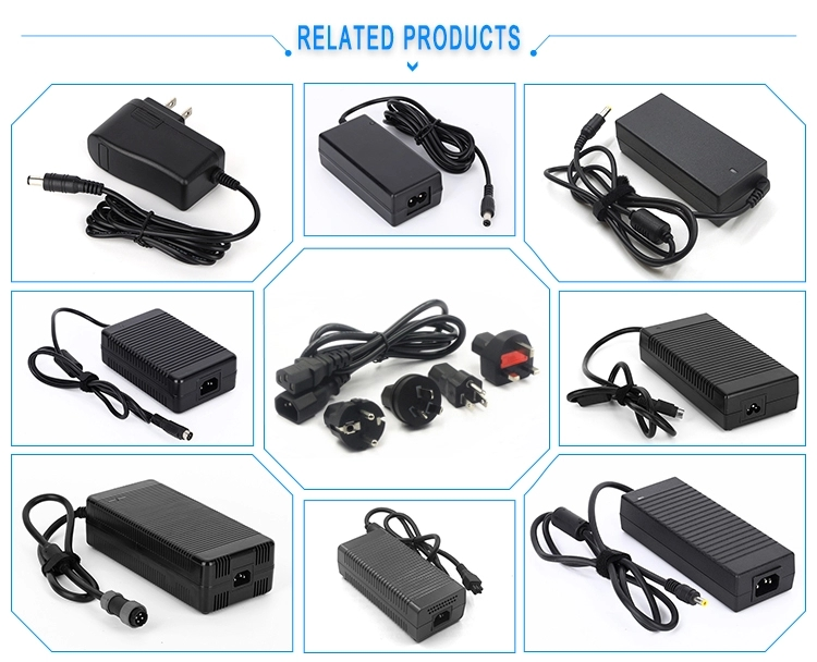 High Quality AC DC adapter 100-240v SMPS 12V 24V power supply