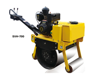 Small Single Drum Handheld Vibrating Road Roller