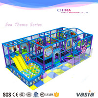 Hot Sale Soft Playground Equipment,Commercial Indoor Playground System for Kids.