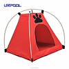 Eco-friendly Travel outdoor tent pet foldable pet camping tents pop up dourable 600D oxford fabric with pvc coating pet tent
